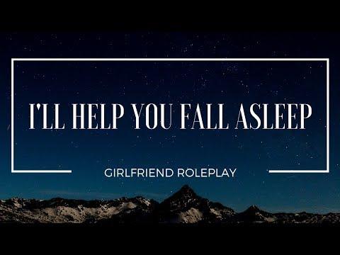 I'll Help You Fall Asleep - Girlfriend Roleplay (Gender-Neutral) - [cuddles, adoration, heartbeat]