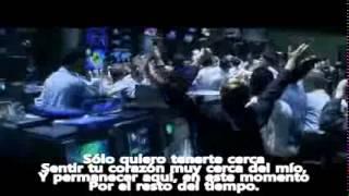 Aerosmith   I Don't Want To Miss a Thing   Armagedon   Subtitulado Español
