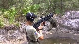 The Swamp test- Where guns go to die