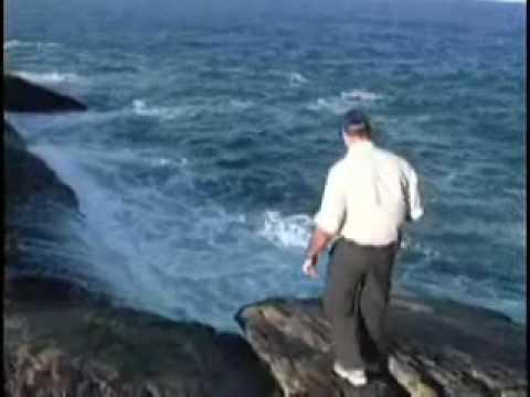 Pesca Alternativa Pesca em Ilha das Cabras Guarujá Parte 1