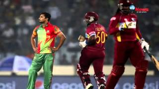 Bangladesh Bowlers Al-Amin Hossain Accused by Chunking