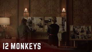 12 Monkeys: 'When is Cole?' Season 2, Episode 12 | SYFY