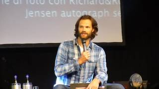 Jibcon 2016 - Jared Saturday Panel (Part 1/2)