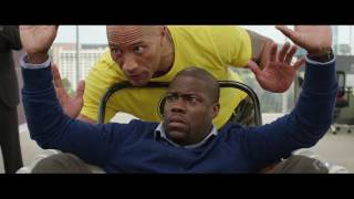 CENTRAL INTELLIGENCE Official Trailer 2016