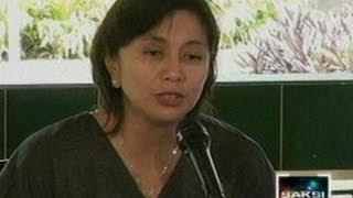 Saksi: Asawa ni Sec. Robredo, nagsalita sa publiko sa unang pagkakataon kaugnay ng trahedya