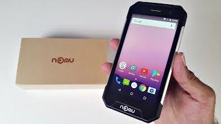 NOMU S30 Mini Smartphone - IP68 Waterproof - Rugged