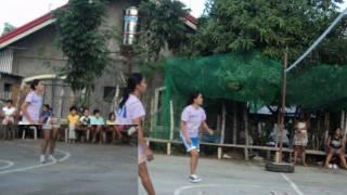 Volleyball Team zone 5 Nanga,Guimbal,Iloilo summer 2011