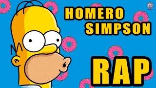 RAP DE HOMERO SIMPSON (2015)  | THE SIMPSONS   | Doblecero
