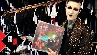 Motionless In White - Interview @ CoreTex
