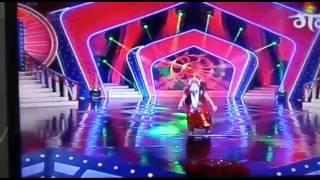 Hindustan ka big star season 8 , MAHISHASUR MARDINI , AE GIRI NANDINI ... performed by KHUSHBOO PANC