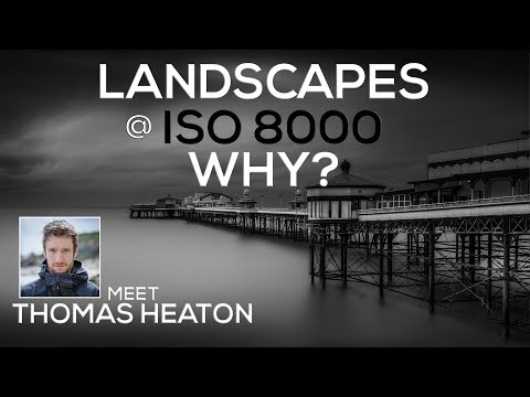 Xxx Mp4 Landscape Photography At ISO 8000 And Meeting Thomas Heaton 3gp Sex