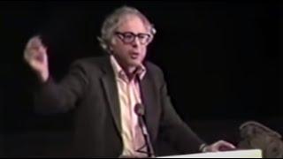 Bernie Sanders and Abbie Hoffman discuss the media