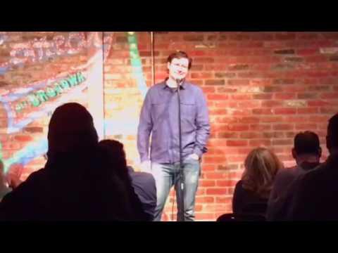 Comedy Off Broadway - Custody Battle