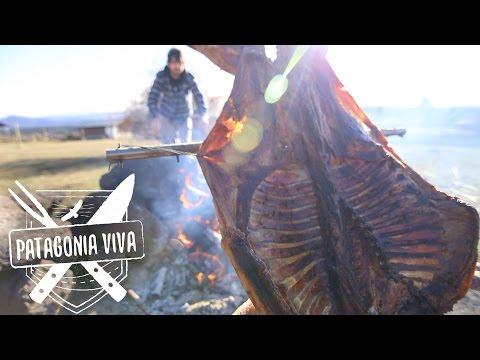 Cordero al Asador Patagonia Viva