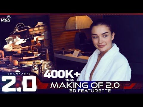 Xxx Mp4 Behind The Scenes As Dubai Influencer Elnaz Gets Amy Jackson Ready For 2point0audiolaunch 3gp Sex