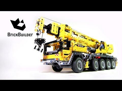 Download Lego Technic 42055 Bucket Wheel Excavator - Lego Speed build ...