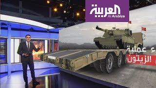 تركيا تشرع بتنفيذ فكرة المنطقة الآمنة شمال سوريا