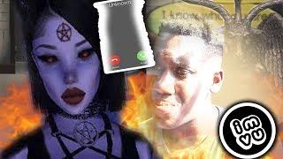 Cult Leader on IMVU CALLS MY PHONE!