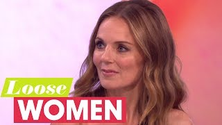 Geri Horner Talks Her Friendship With George Michael and Her Eating Disorder Battle | Loose Women