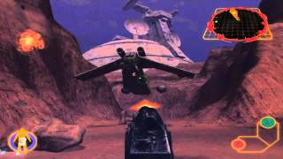 Star Wars Rogue Squadron III: Rebel Strike - Relics of Geonosis