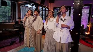 Be3 & Lusy Rahmawaty - Kepada Kesangsian (Dwiki Dharmawan Cover) (Live at Music Everywhere) **