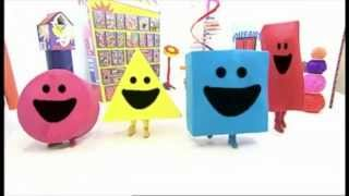 Mister Maker | The Shapes Dance | Peacock