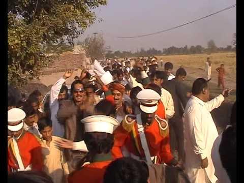 sheikhupura wedding firing.wmv RANA ADIL