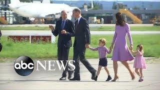 Princess Kate gives birth to boy