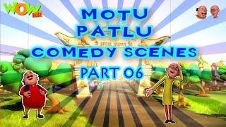 Motu Patlu Comedy Scenes - Compilation Part 6 - 40 Minutes of Fun!