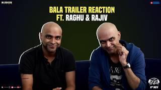 Raghu-Rajeev Bala Trailer Reaction| Ayushmann, Bhumi, Yami | Dinesh Vijan |Amar Kaushik | 8th Nov'19