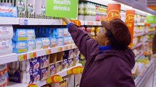 Do Probiotic Drinks Work? -  Trust Me, I'm A Doctor - Brit Lab
