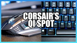 """Corsair Finds """"Qi Spot,"""" Releases Keyboard & Mouse"""