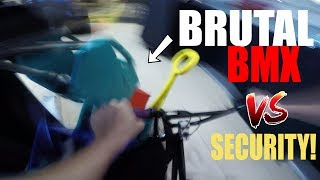 **BRUTAL** BMX IN AND OUT CHALLENGE!!