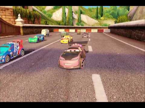Cars 2 PS3 Gameplay Request 1