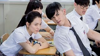 DESPACITO HINDI VERSION || CUTE SCHOOL LOVE STORY