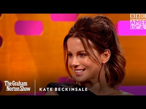 Kate Beckinsale Is a Genius Prankster The Graham Norton Show