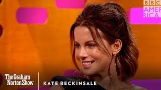 Kate Beckinsale Is a Genius Prankster - The Graham Norton Show
