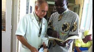Muere por ébola George Combey, sacerdote compañero de Miguel Pajares en Liberia
