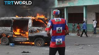 Haitians demand the end of Jovenel Moise's presidency