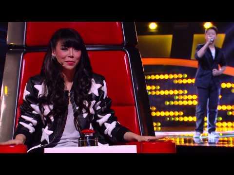 The Voice Kids Thailand - เอ็ม - หัวใจเพรียกหา - 8 Feb 2015