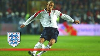 England 2-0 Turkey (2003) | From The Archive