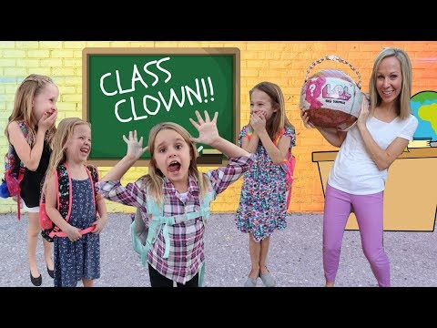 Xxx Mp4 Another NEW Kid Class Clown At Fake Toy School 3gp Sex