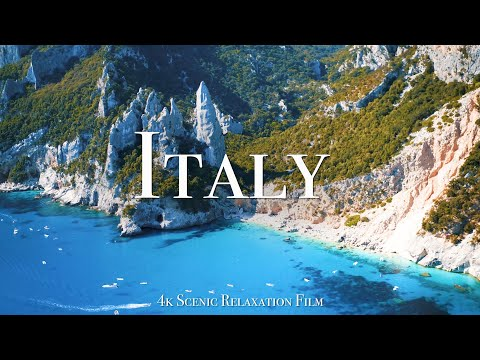 Italy 4K Scenic Relaxation Film With Calming Music