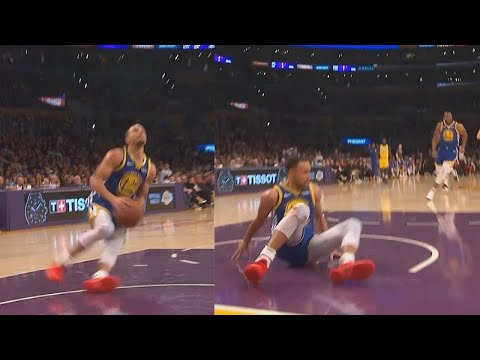 Every NBA Star s Most Embarrassing Play