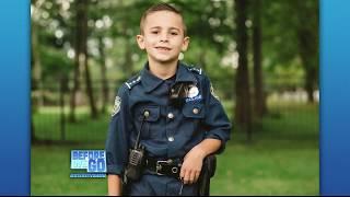 Boy Raises Money To Buy K-9 Protective Vests