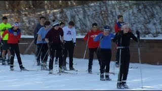 Sports Jam Interview:  Armstrong Nordic Skiing