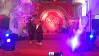 Japan Community Solo Hadirkan Cabaret Cosplay Berjudul Sun Go Kong vs Hanoman di Solo Imlek Fair 201