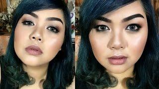 One-brand Makeup Tutorial: EVER BILENA (Sexy Nude) | Bing Castro