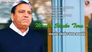 Maula Shukr Tera Lyrics II Maula Sukra Tera Maula II मौला शुक्र तेरा मौला II Singer: Abdul Hafiz