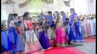 Flash mob on Kerala Wedding Reception